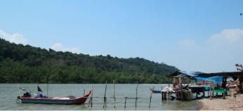 这座坐落在槟城南部的小岛,约有300位村民,大多以捕鱼为生。