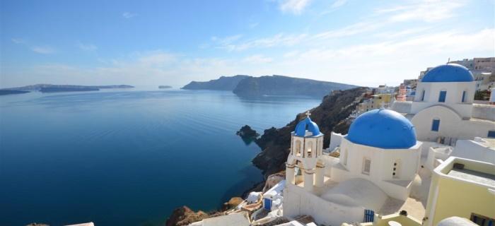希腊,现在就去!