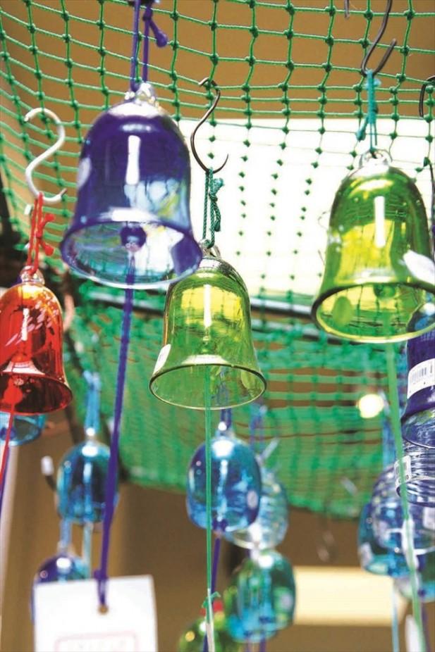 琉璃玻璃是冲绳代表工艺品。