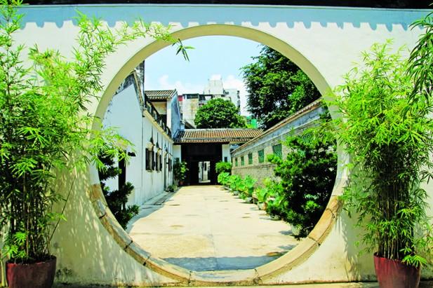 郑家大屋是中国近代著名思想家郑观应的故居。