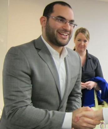 迪拜旅游商业推广亚太地区海外办事处经理 -  Shahab Abdulla Shayan