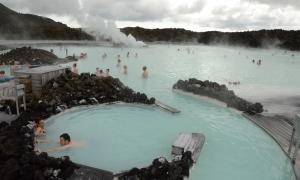 蓝湖温泉,冰岛
