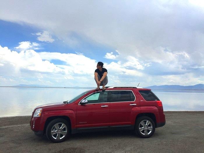 盐湖平原是许多摄影发烧友的最爱自然场地!