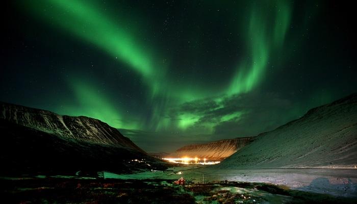 冰岛·北极光