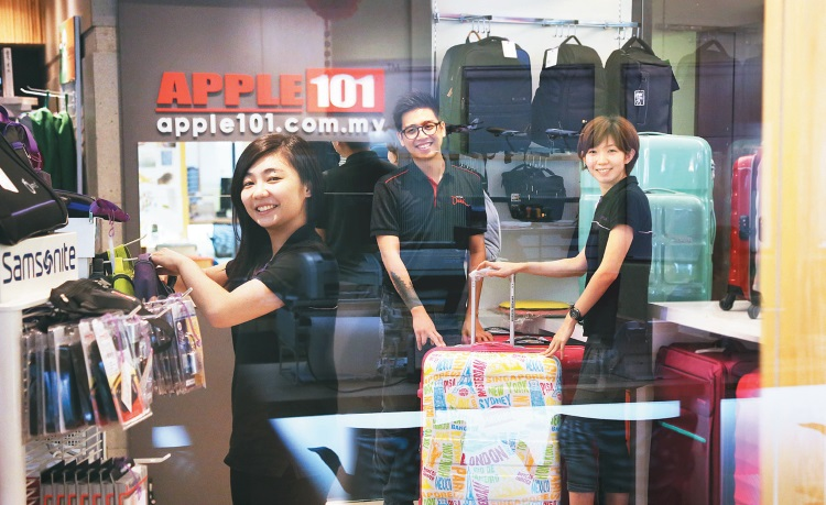Apple 101