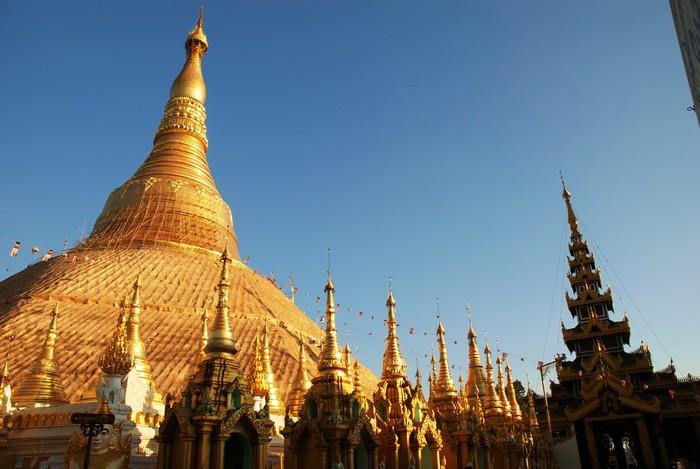 ShwedagonPagoda  Yangon