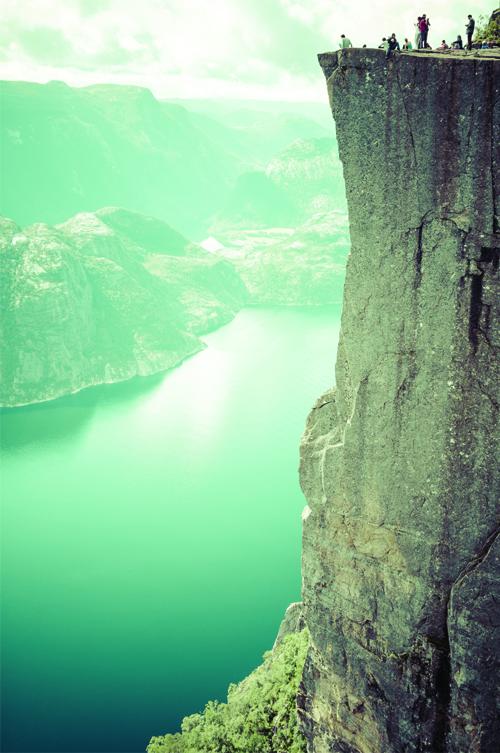 布道台,挪威