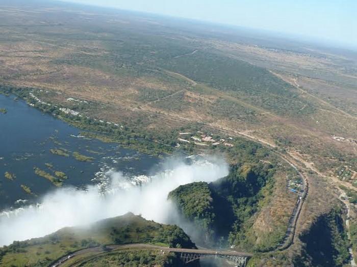 维多利亚瀑布(Victoria falls)
