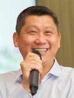 蘋果旅遊集团董事经理李益辉太平绅士
