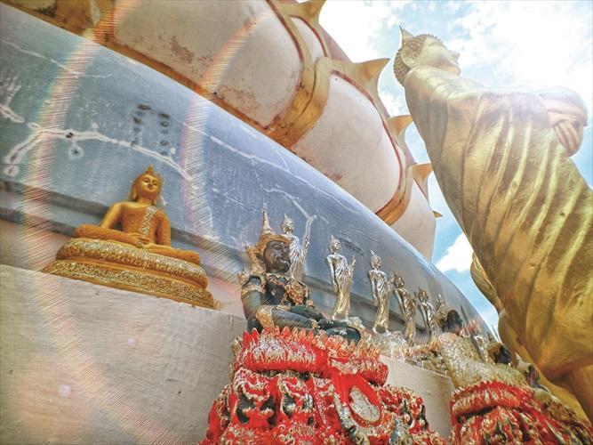 来大佛寺,可以寻求心灵寂静。