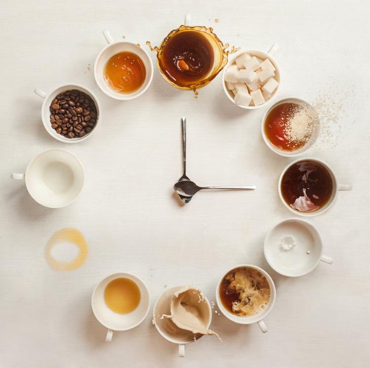 给自己一杯咖啡的时间锁住眼前的视线,再配搭另一番风景,细细品味旅途的美好。
