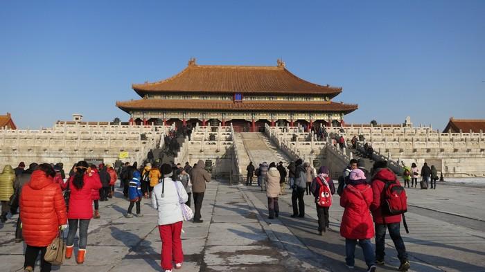 故宫早在1987年就被列入世遗的宫殿,为清朝历史以及满族和中国北方其他部族的文化传统提供了重要的历史见证。