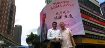 leesan chualan wisma apple f