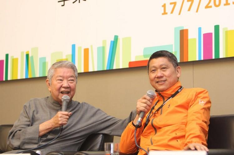 2015 LeeSan 1st book launching at Hong Kong on July (2)