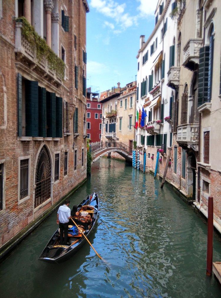 水上之城威尼斯。