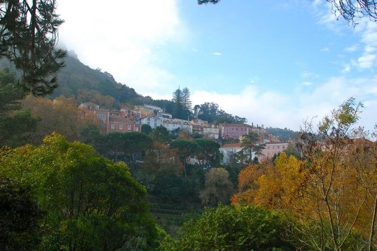 辛特拉(Sintra)。