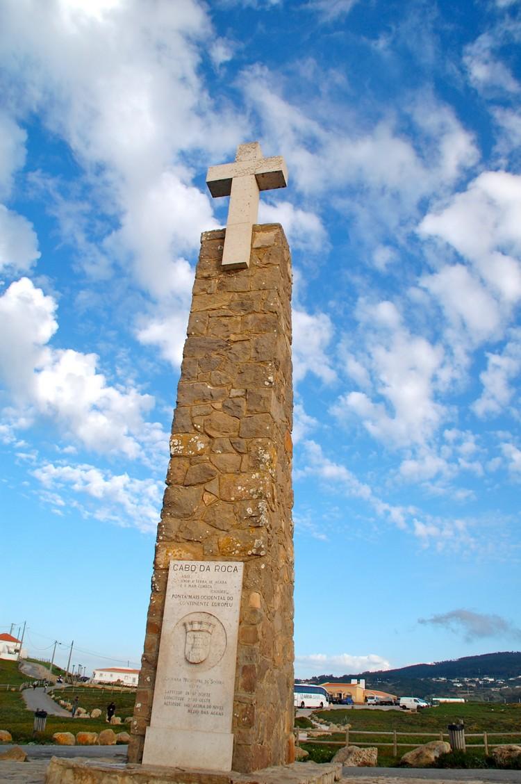 罗卡角纪念碑。