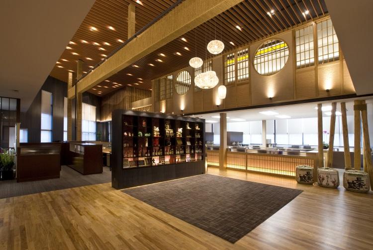 蘋果旅遊荣膺由国际地产奖(International Property Awards)所办法的2015年马来西亚区最佳办公室内设计奖。图为第4楼的办公室设计一角。