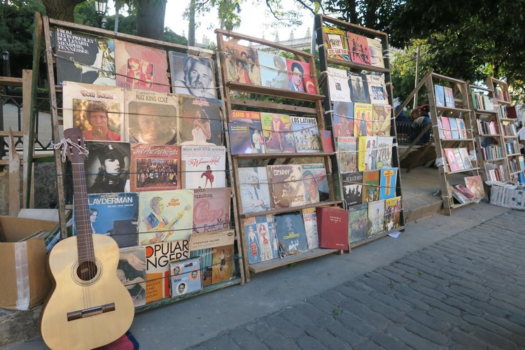 古巴所有旧货都是古董身价。