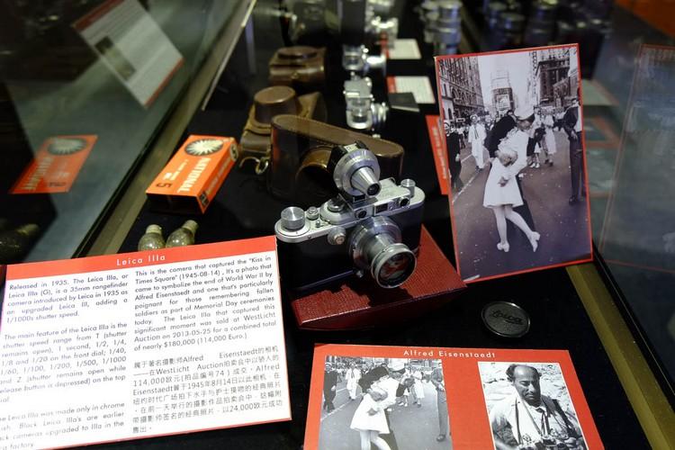 经典的一刻,莱卡相机交出了出色的历史成绩册。