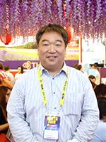 日本政府观光局事务所所长(新加坡、马来西亚、印度)真锅 英树(Hideki Manabe)