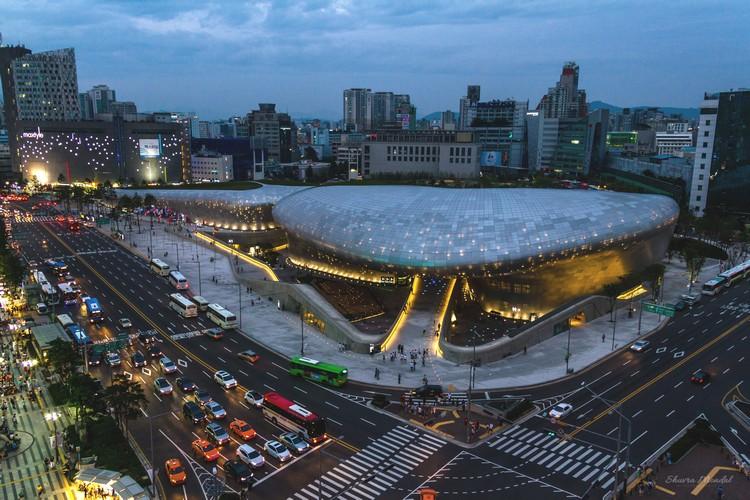 韩国东大门设计广场