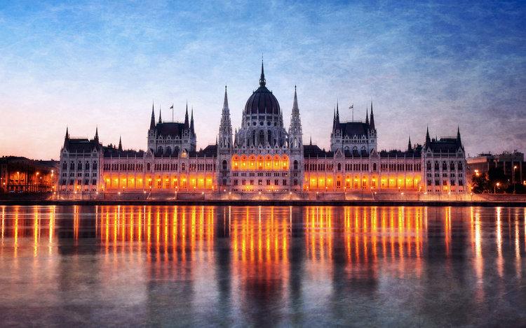 匈牙利也能美得让你屏息!