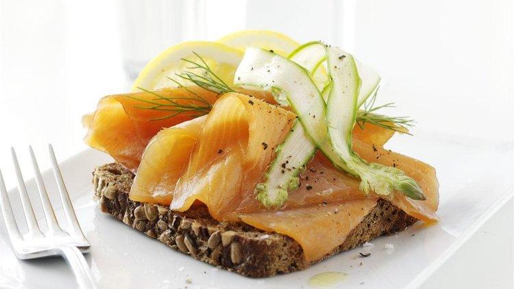 让人胃口大开的特别三明治!
