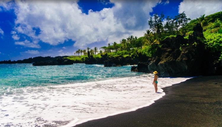 1) Hawaii Maui Island