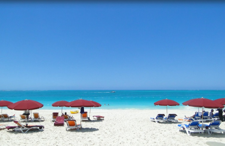4) Providenciales Turks and Caicos
