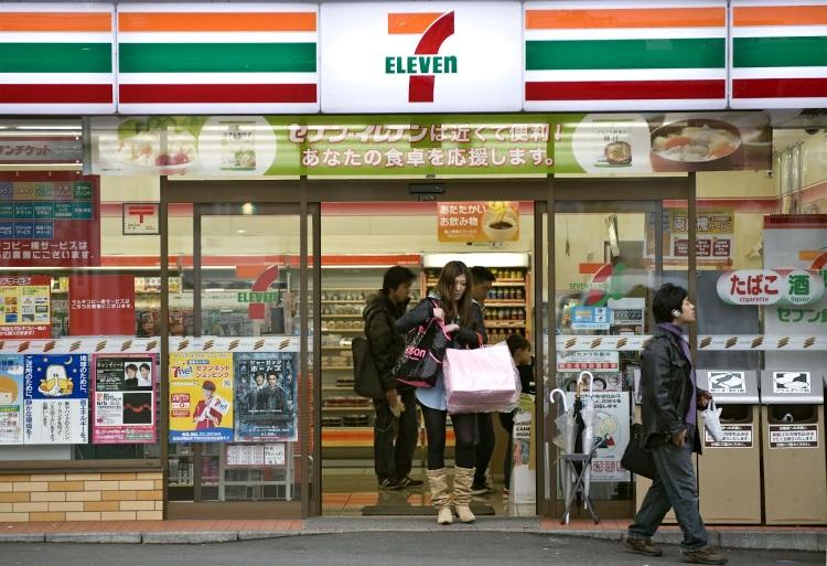 Japan 7 eleven