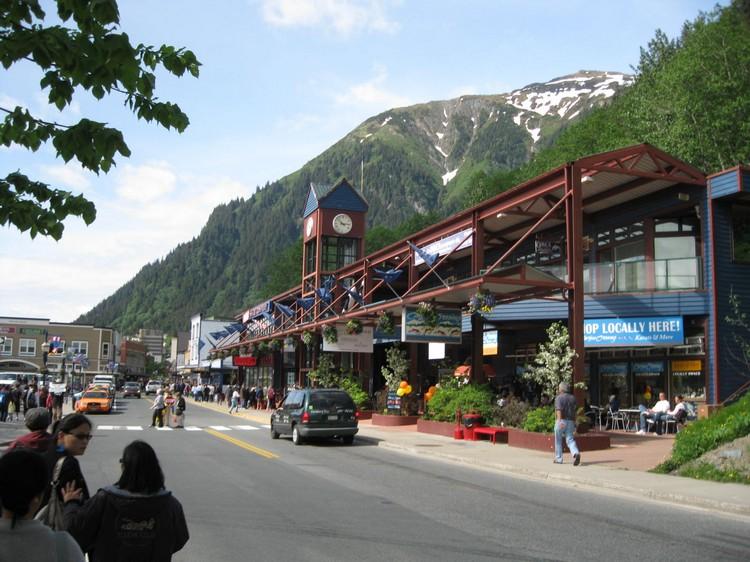 Juneau street