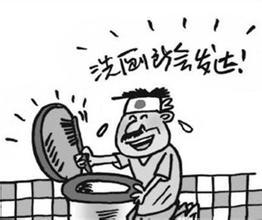 日本人勤洗厕所不仅是洁癖,而是偏重于厕神信仰。