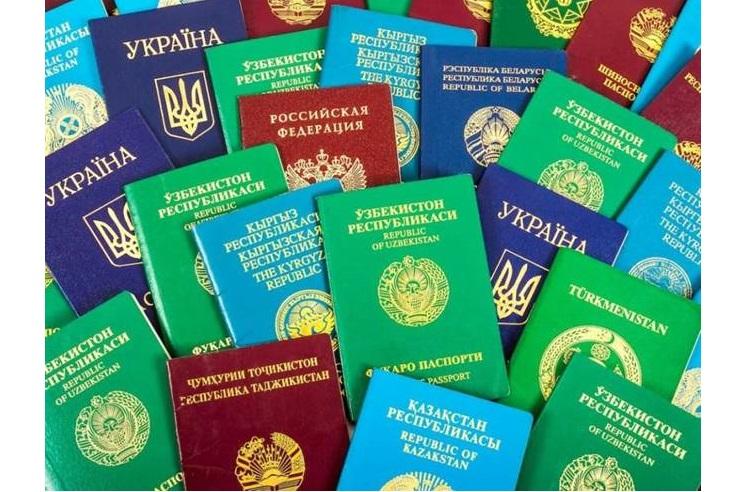 为什么护照只有红蓝绿黑四色? (图/Business Insider)