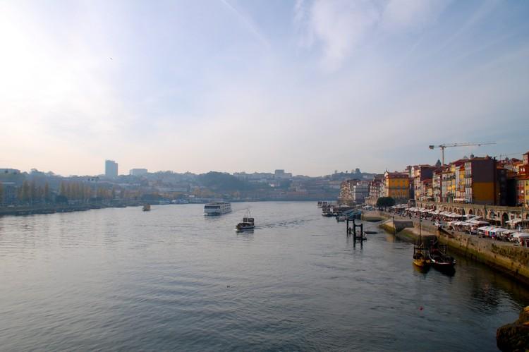杜罗河(Rio Duoro)。