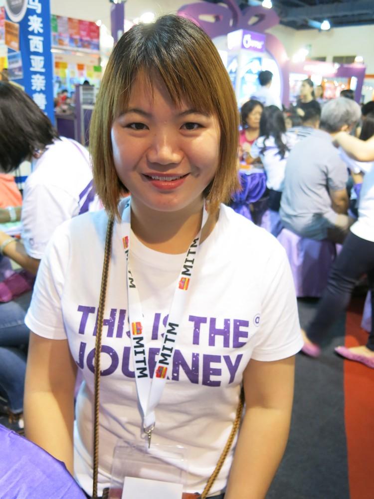 Felicia Ho, Kanan GA 虽然现在经济不景气,我还是希望销售业绩一年比一年好。当然不止是日本,其他的旅游地也是,因为全部好,大家都好!
