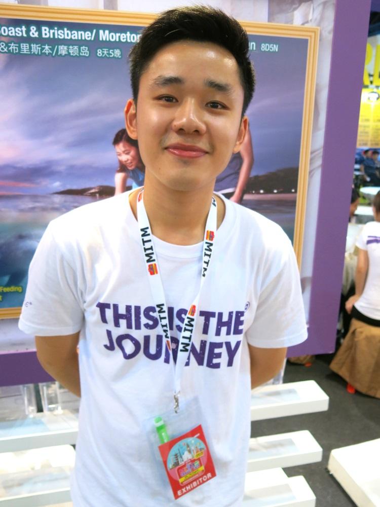 Kai, Wholesale 旅游是我的热忱,希望借这个平台见识更多,增广视野,不止旅游资讯还要接触更多!