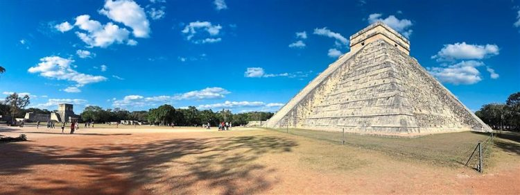 The people of Chichen Itza show the way to preserve and honour a heritage site.