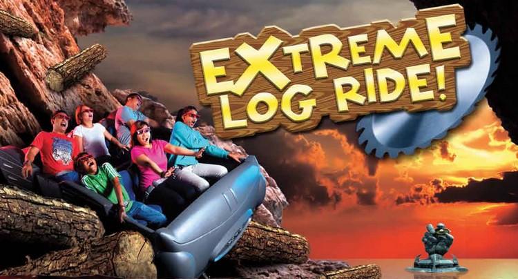 Artwork 3 - CineBlast Extreme Log Ride (Landscape)