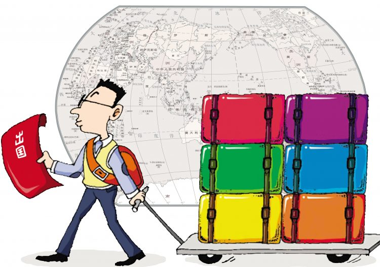 太大、太重的行李箱;影响酒店行李服务人员、导游、领队的腰脊椎。