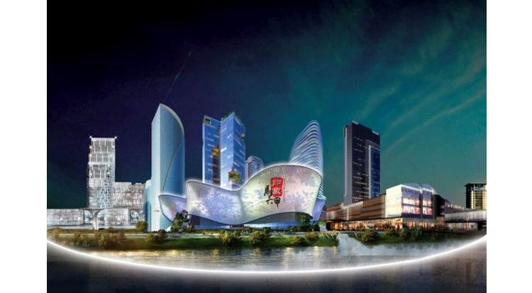 impression city Melaka