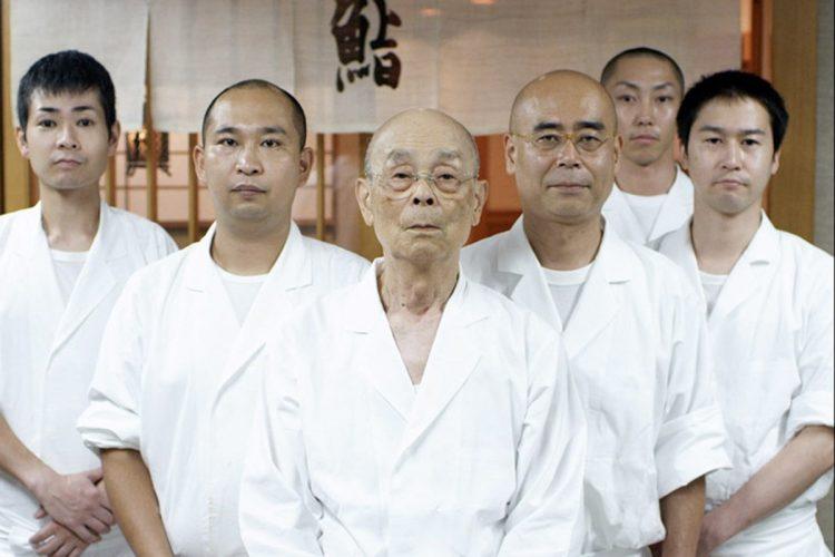 寿司之神小野二郎;传承执着匠技,源于匠心。
