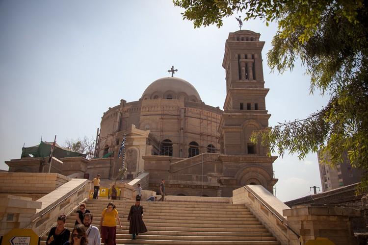 Cairo-ChurchInOldCairo