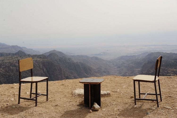 Dana山上,这里可以喝咖啡。