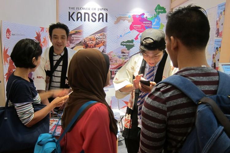 民众对于日本旅游资讯的探知欲强烈。