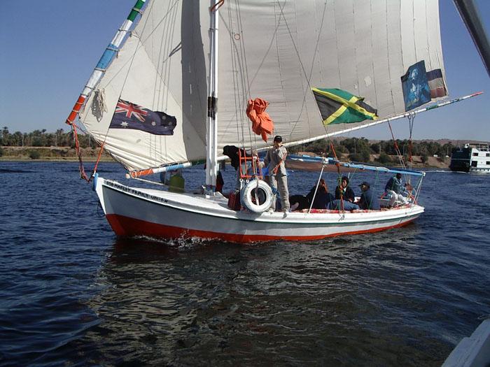 菲卢卡风帆