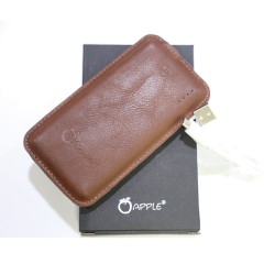 Apple Leather Power Bank