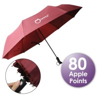 Apple Large Auto Umbrella