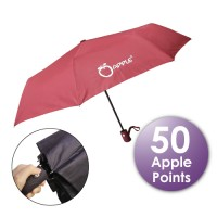 Apple Small Auto Umbrella