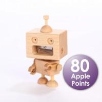 Carpenter Robot Pencil Sharpener
